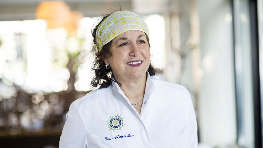Carrie Nahabedian