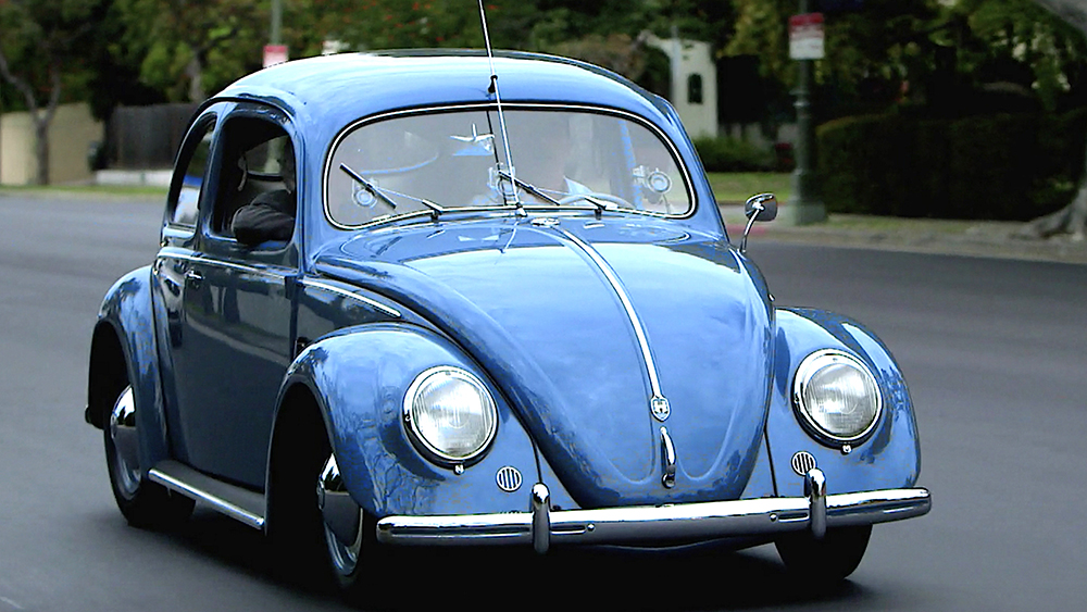 Comedians in Cars Getting Coffee: Jerry Seinfeld, Larry David and the 1952 VW Beetle