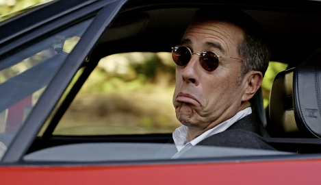 Comedians in Cars Getting Coffee: Jerry Seinfeld