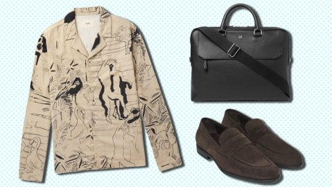 Luxurious Menswear to Buy