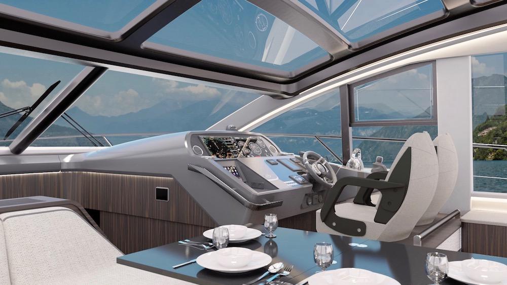 Sunseeker Predator 60 EVO yacht
