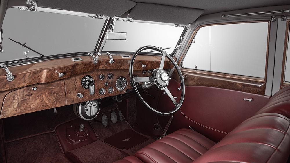 Mulliner's rebuilt 1939 Bentley Corniche