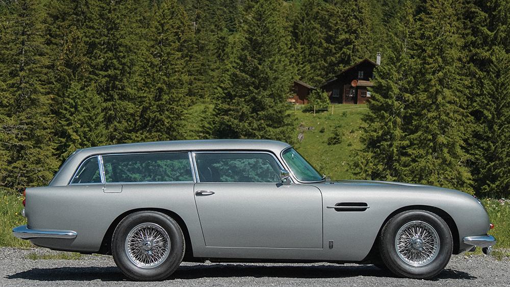 1965 Aston Martin DB5 Shooting Brake by Radford