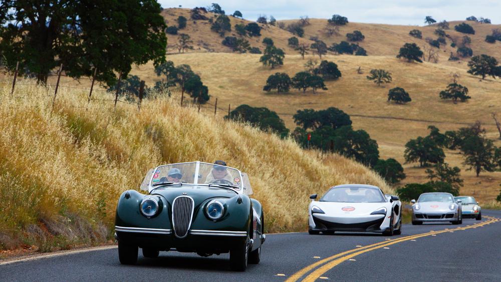 Drive Toward a Cure's 2019 California Adventure.