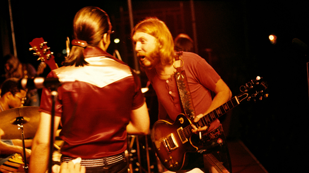 J. Geils Band & J. Geils & Allman Brothers Band & Duane AllmanJ. Geils & Duane Allman - 01 Jul 1971