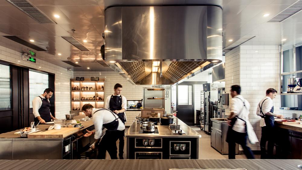 Ensue kitchen