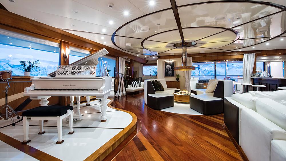 EYOS Expeditions' superyacht Legend