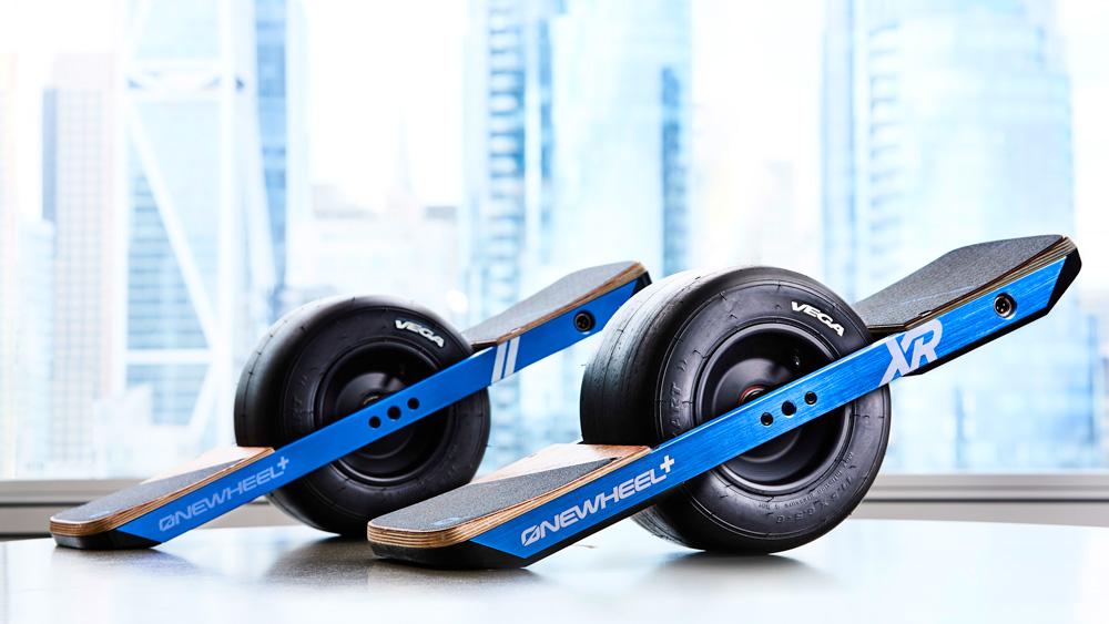 The Onewheel+ XR.
