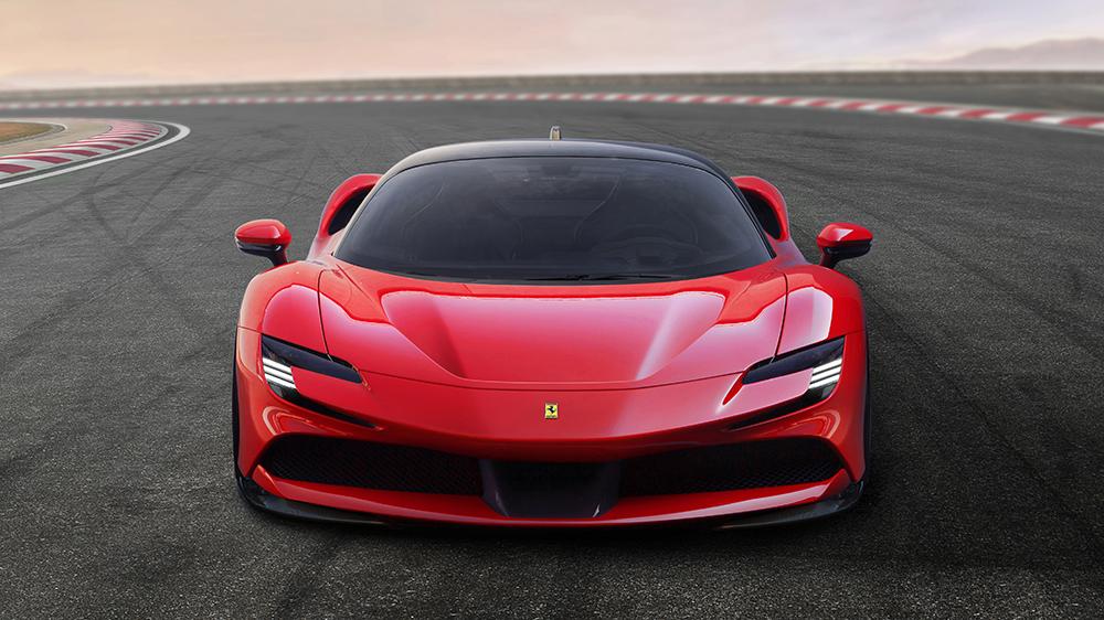 Ferrari's new SF90 Stradale
