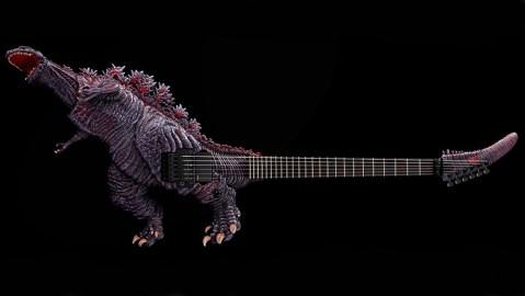 ESP's Godzilla Guitar