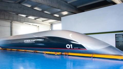 HTT's 'Quintero One' passenger capsule