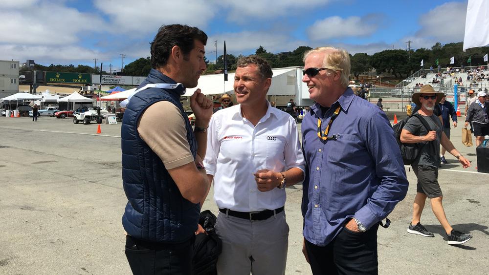 The 2019 Rolex Monterey Motorsports Reunion.