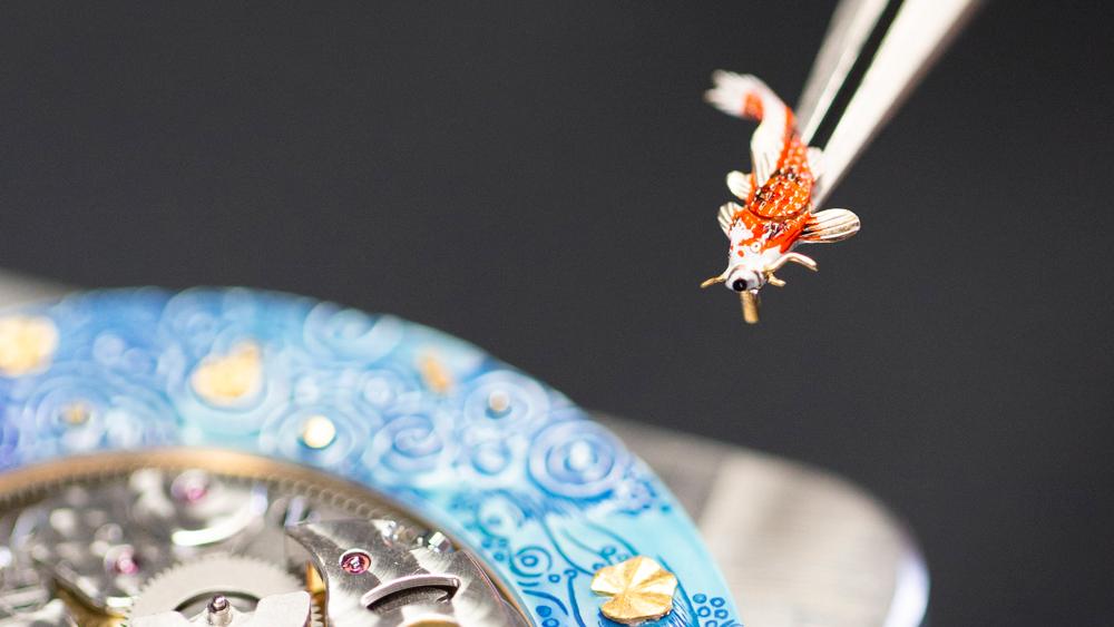 Magic Lotus Automaton Workshop