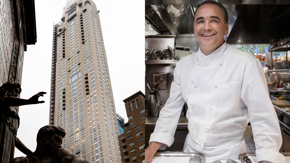 Jean-Georges Vongerichten new 220 Central Park restaurant