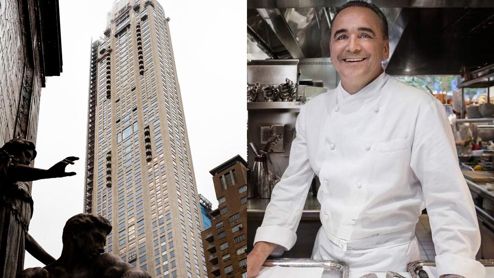 Jean-Georges Vongerichten new 220 Central Park restaurant