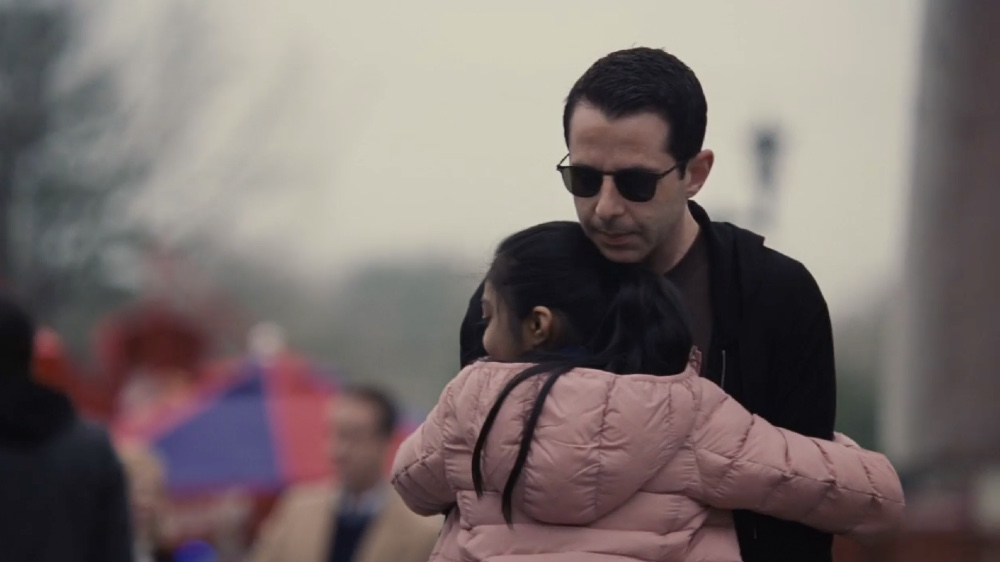 Succession: Season 2, Episode 2: Kendall and his daughter