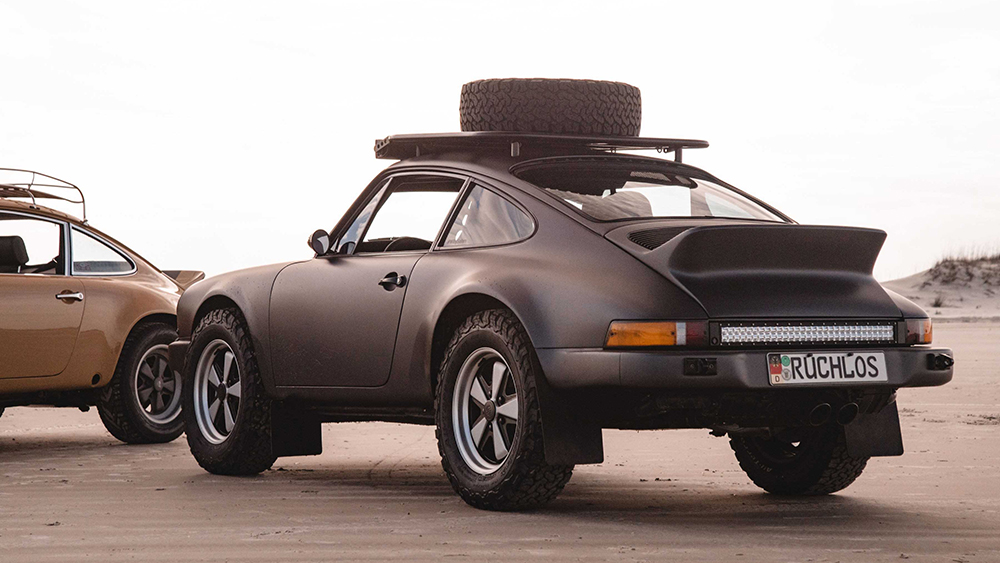 1984 Porsche 911 3.2 Carrera Willy Safari