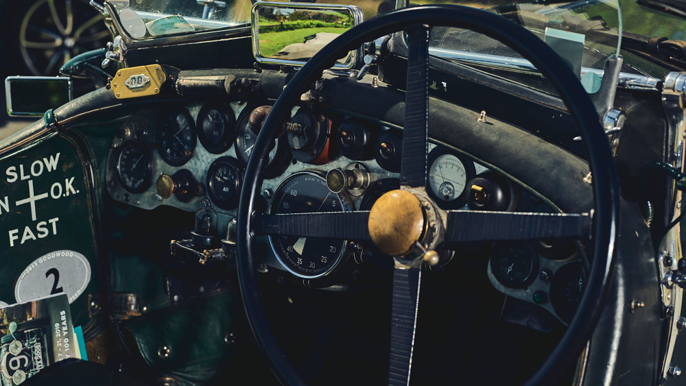 Bentley Celebrates Centennial at 2019 Monterey Car Week.