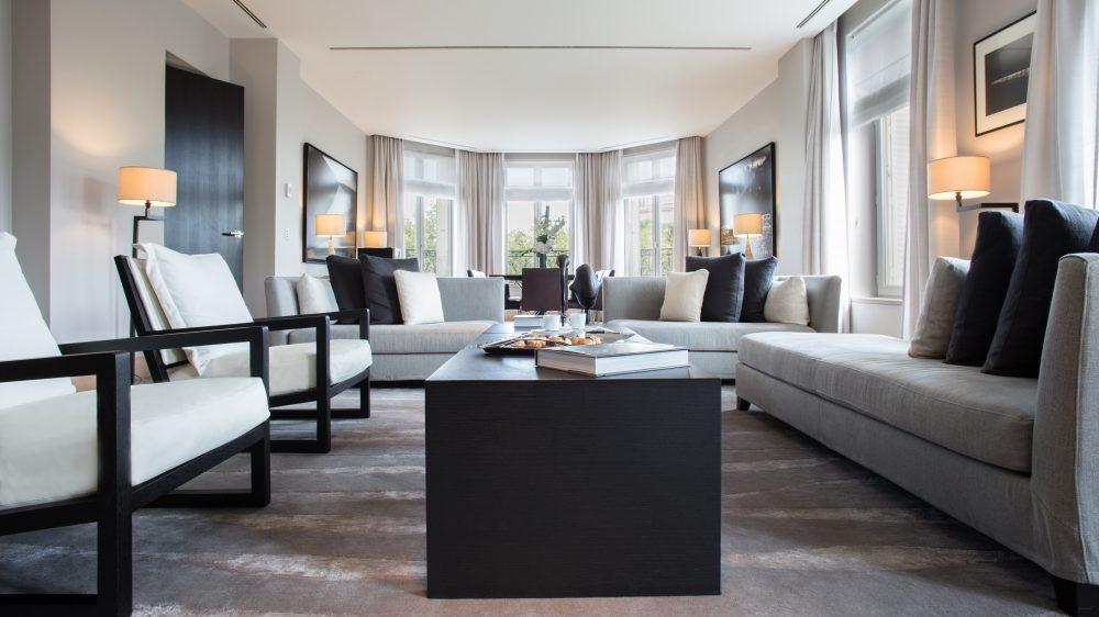 La Réserve Apartments in Paris