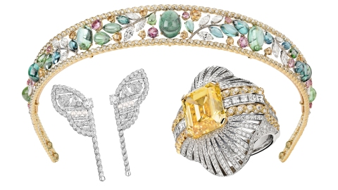 Chanel's new high jewelry collection: Le Paris Russe de Chanel