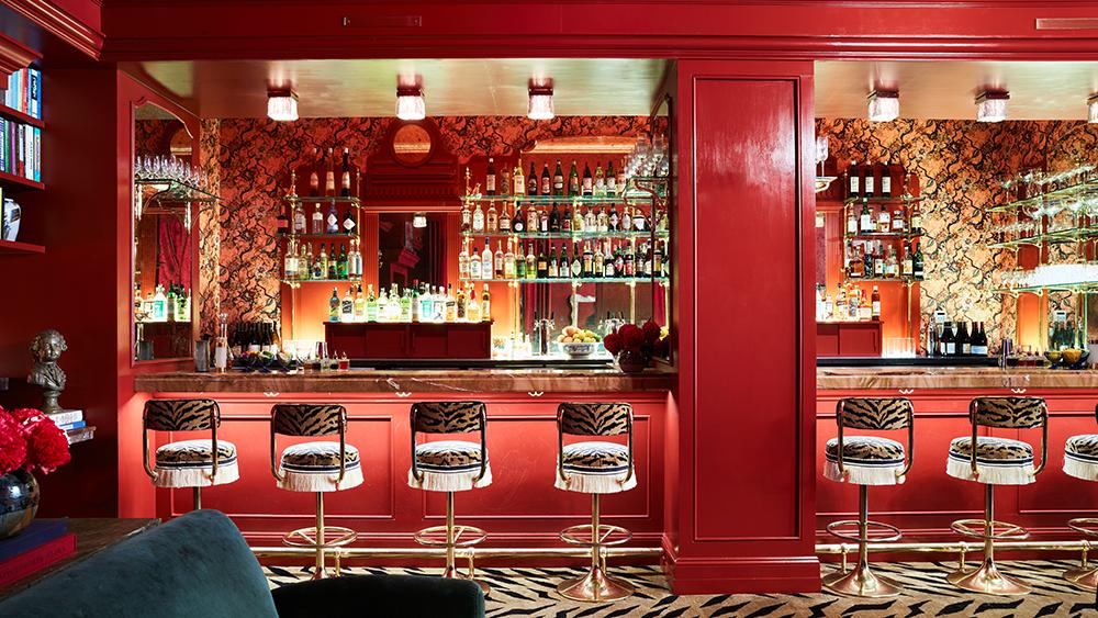 Bar Marilou at New Orlean's Maison de la Luz