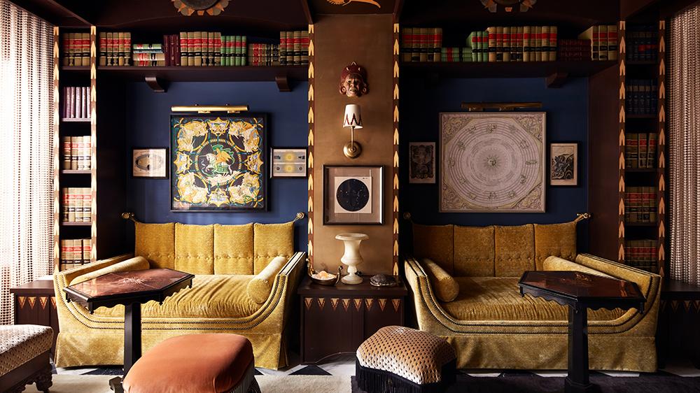 Private Salon at New Orlean's Maison de la Luz