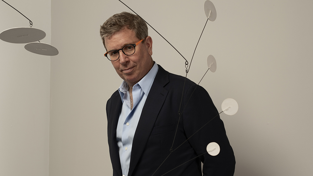 Pace CEO Marc Glimcher