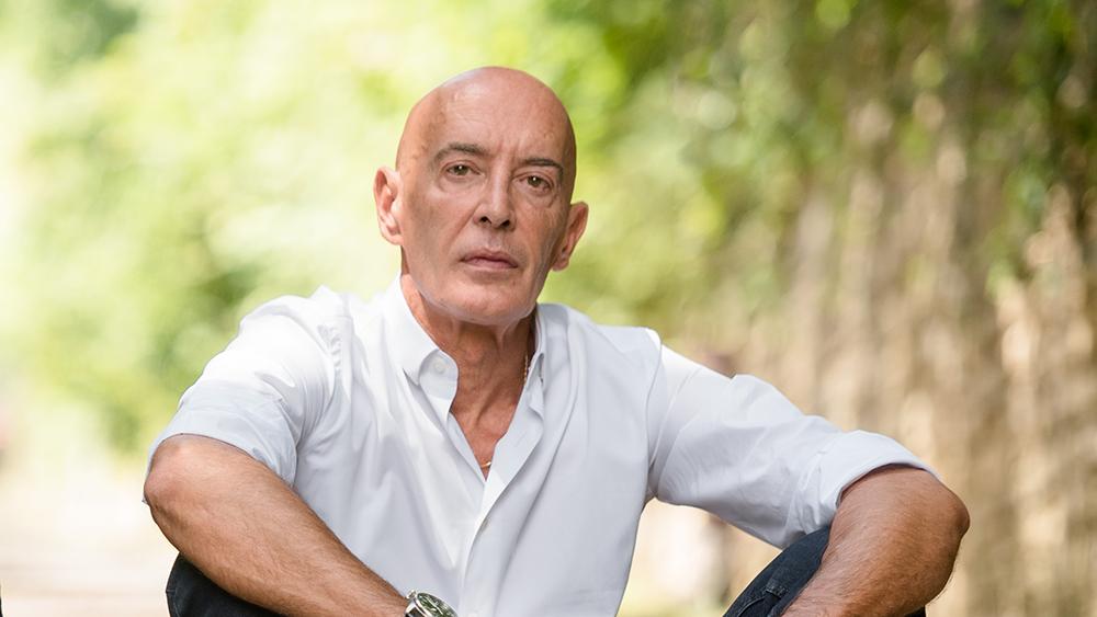 Co-founder of Officina Italiana Design Mauro Micheli