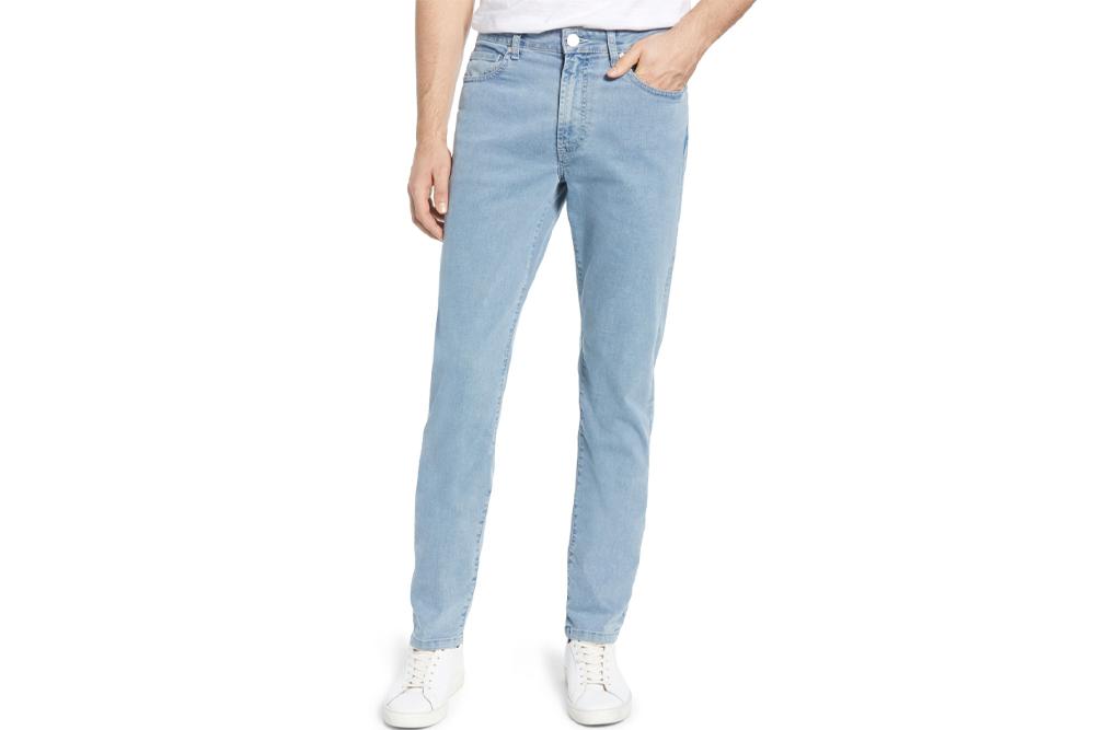 Monfrere Straight Leg Jeans