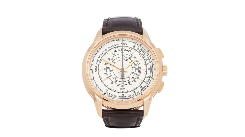 Patek Philippe Multi-Scale Chronograph 5975R-001
