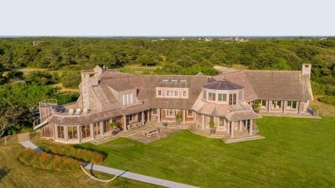 The Obama's new Martha's Vineyard estate