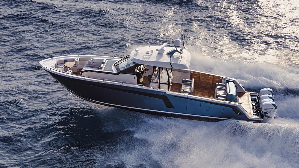 Ocean Alexander 45D yacht