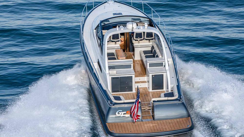 Palm Beach GT50 Open