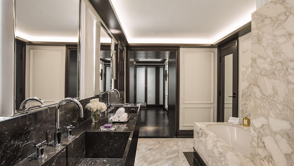 The Ritz-Carlton Central Park's Royal Suite
