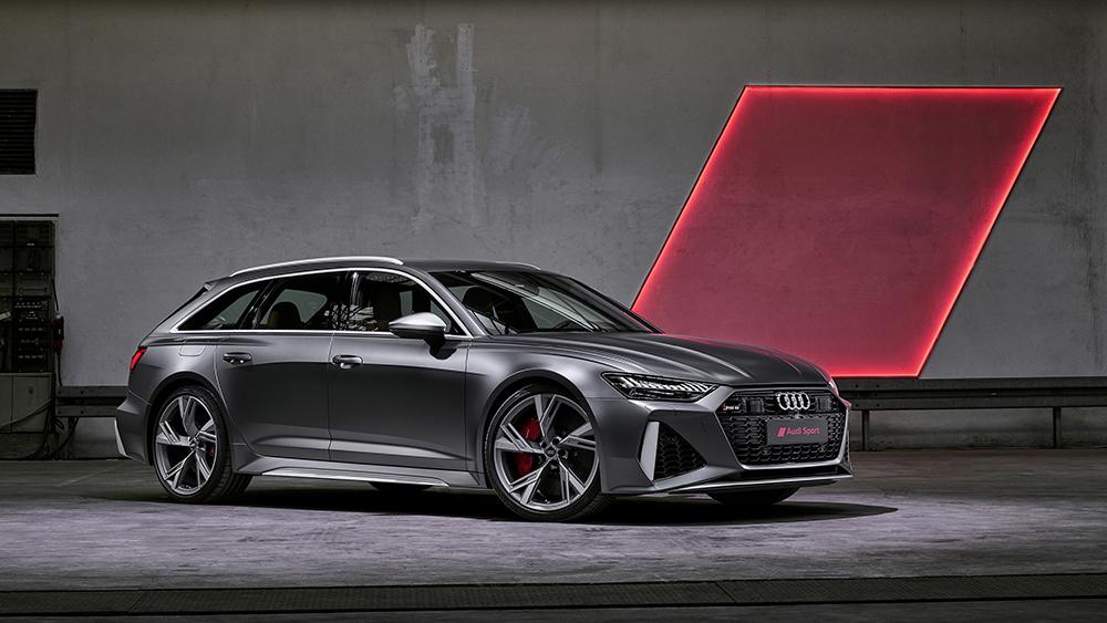 Audi RS6 Avant wagon