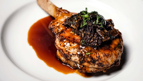 selby's atherton veal chop