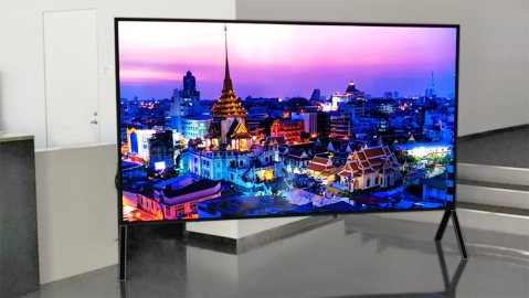 Sharp's 120-inch 8K LCD TV