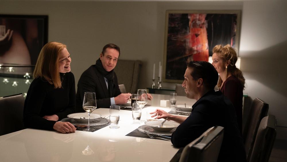 Succession: Season 2, Episode 2: Dinner
