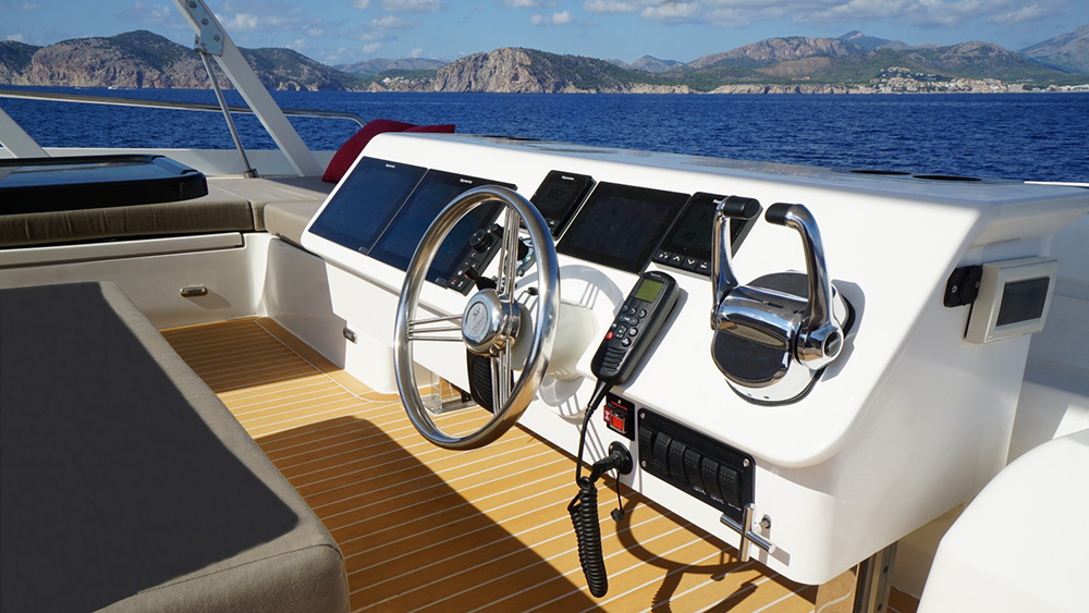 Silent Yachts new solar-powered catamaran Silent-55