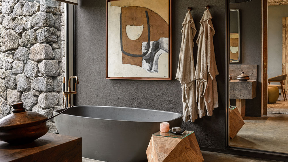 Singita Kataza house bathroom