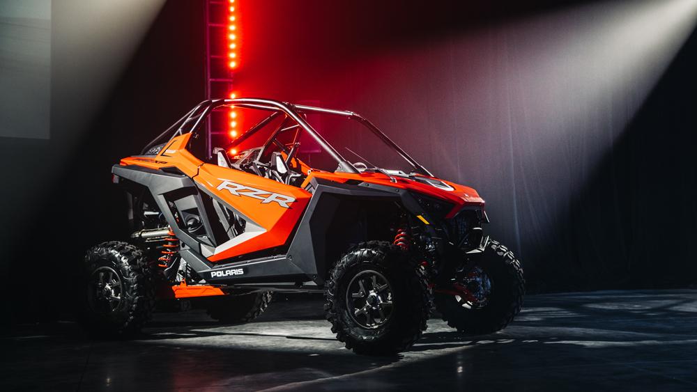 The 2020 Polaris RZR Pro XP.