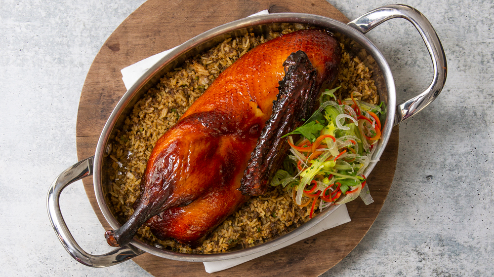 One Fifth Gulf Coast duck rice