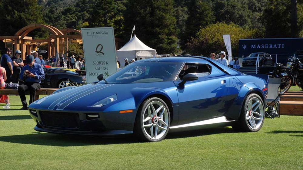 The New Stratos from Manifattura Automobili Torini.