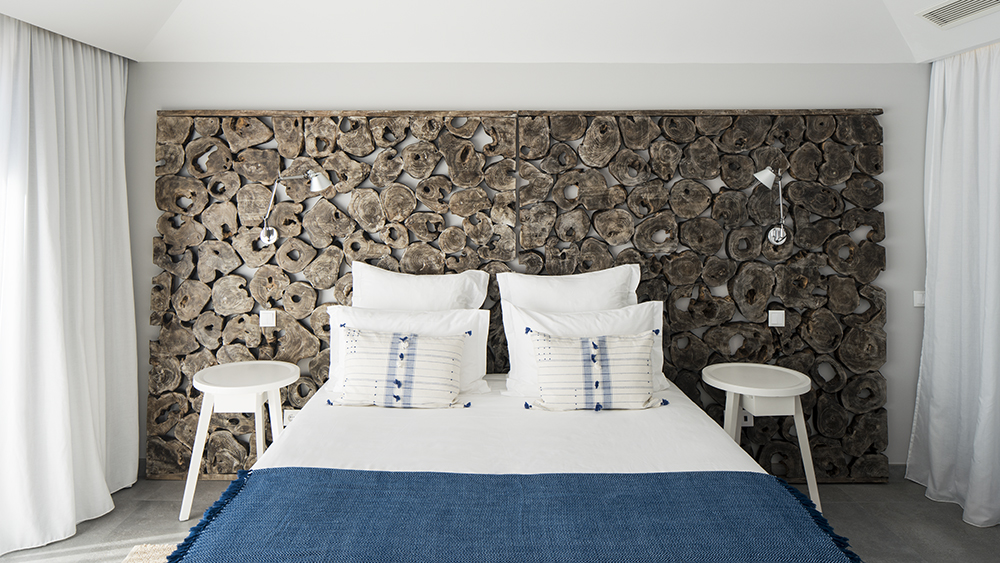 Owners suite at Sublime Comporta