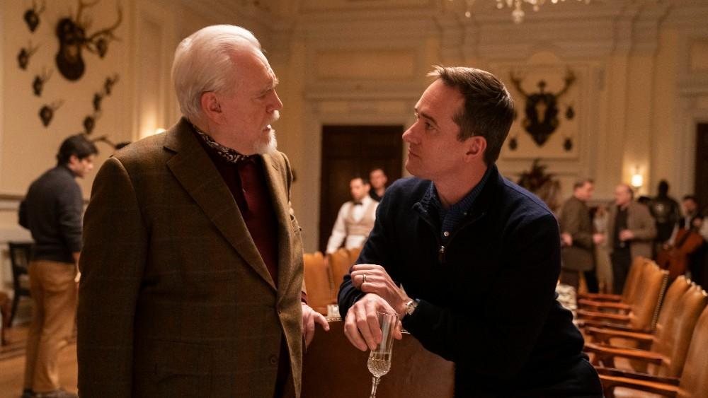 Succession, Season 2, Episode 3: Logan and Tom