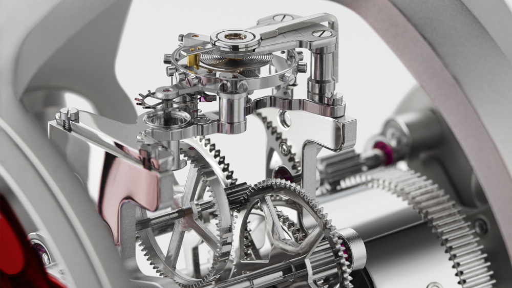 "MB&F x L'Épée T-Rex ""Engine"""
