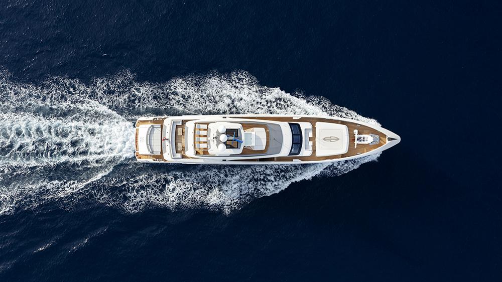 Tankoa's 164-foot yacht Bintador