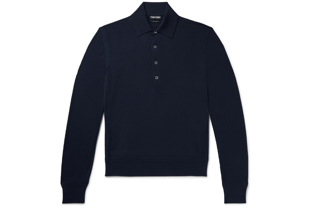 Tom Ford Knitted Polo
