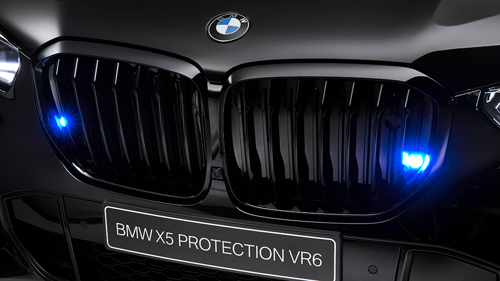 The 2020 BMW X5 Protection VR6