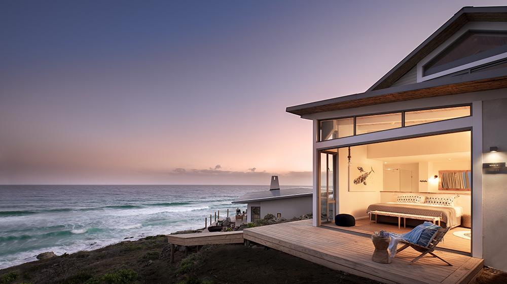 Lekkerwater Beach Lodge at De Hoop in Capetown